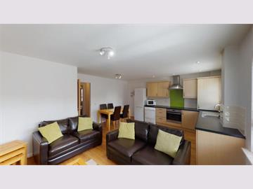 Flat 27 Royal Victoria Court, Gamble Street, Nottingham, NG7 4ET